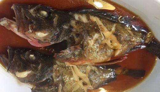 【さかな料理】簡単カサゴの煮付け!美味すぎワロタ!